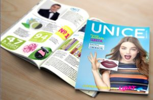 каталог unice # 06 июнь 2017