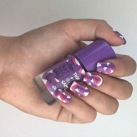 unice лак для ногтей flormar_дизайн