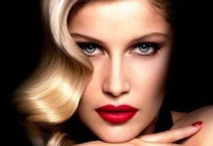 макияж губы